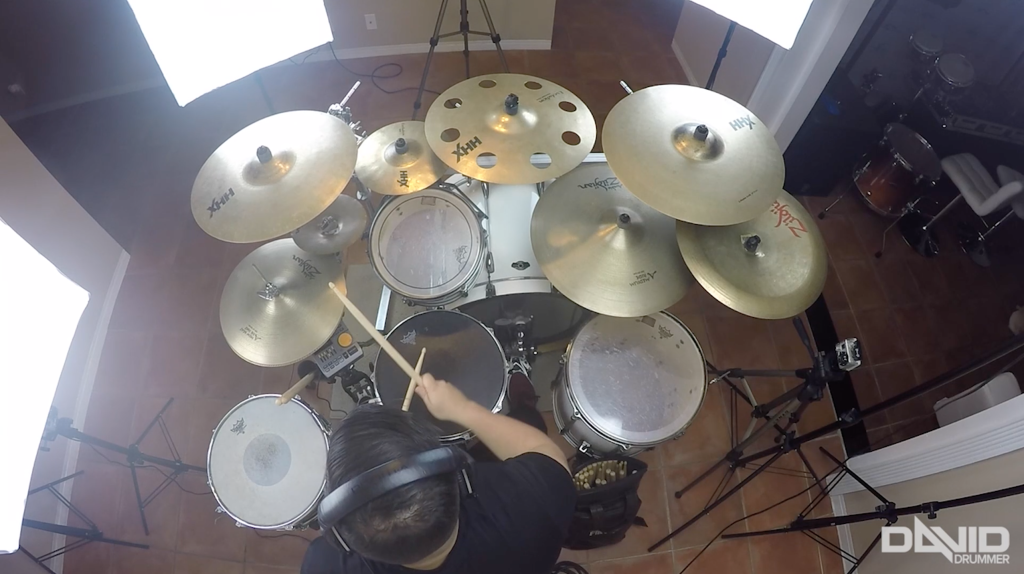 New Video Series - Drum Beat Hump Day